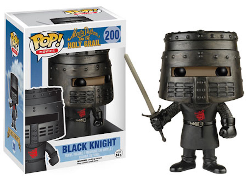 Funko Monty Python And The Holy Grail POP! 200 Black Knight