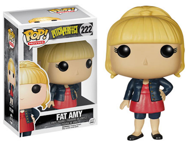 Funko Pop Pitch Perfect 222 Fat Amy