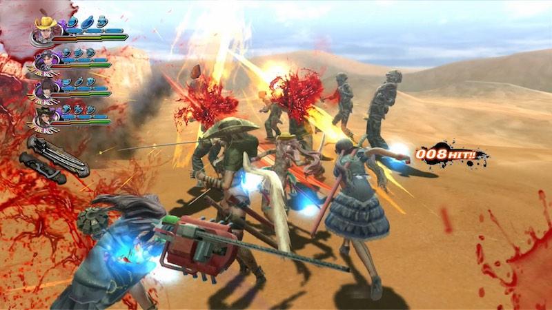 Onechanbara Z2 Chaos 01