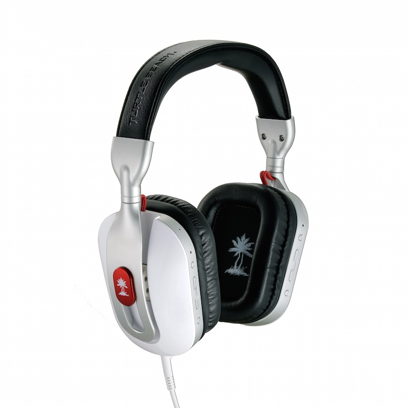 Turtle Beach i30 Wireless Mobile Media Headset 01