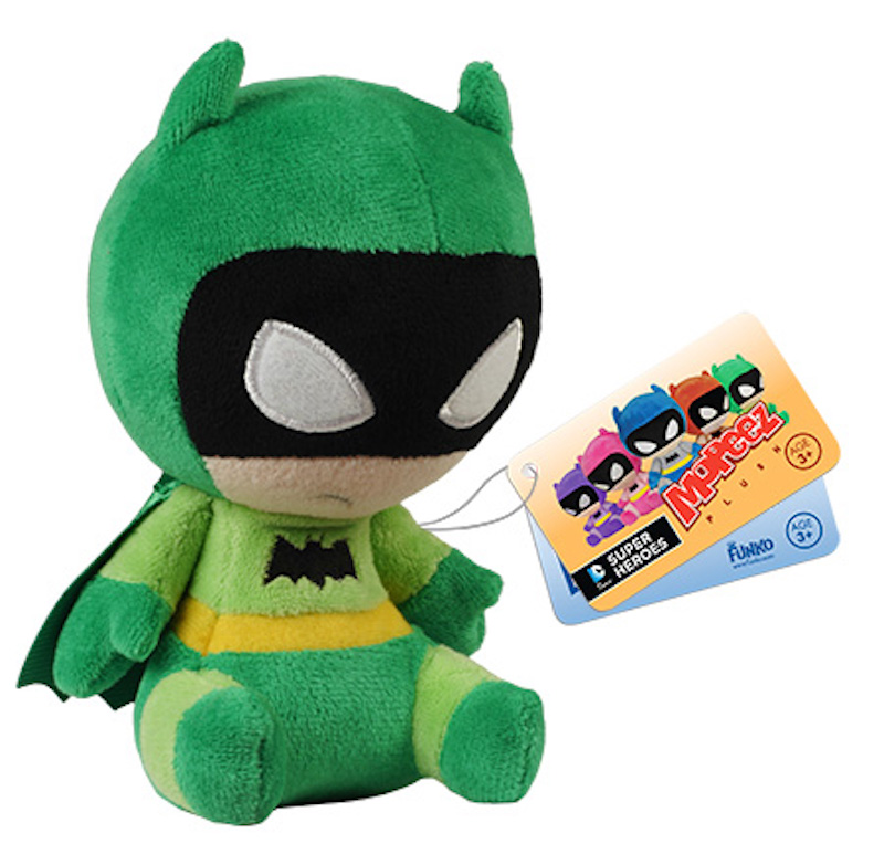 Funko Mopeez Batman green