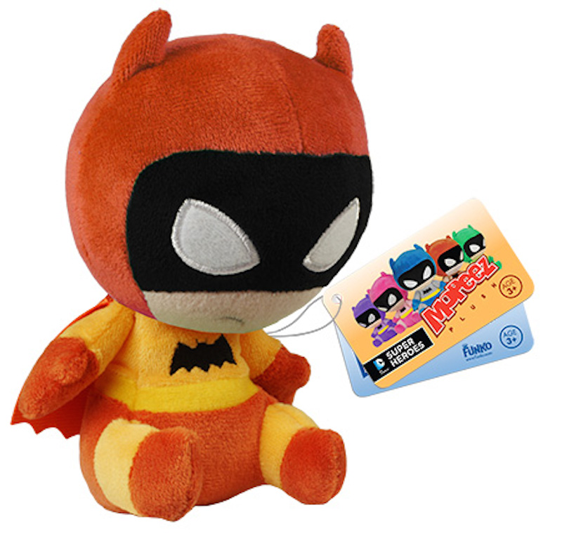 Funko Mopeez Batman orange
