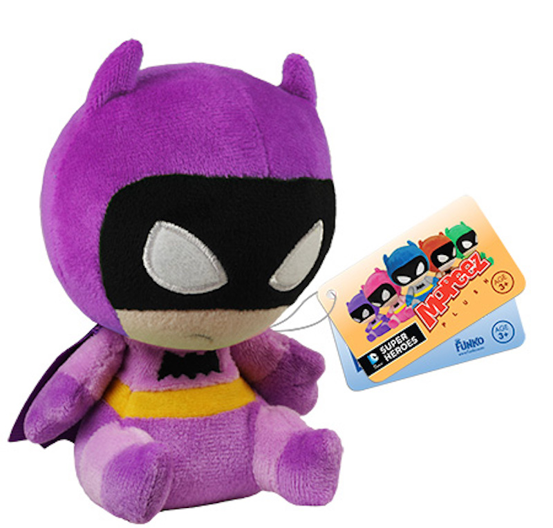 Funko Mopeez Batman purple
