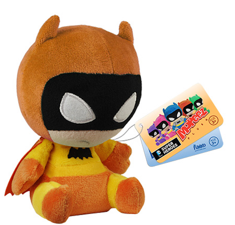 Funko Mopeez Batman yellow