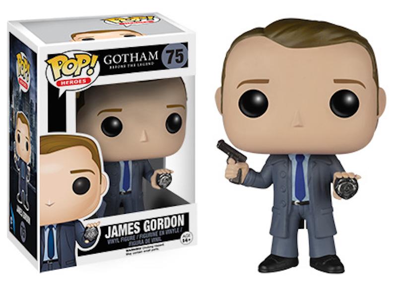 Funko POP! 75 James Gordon
