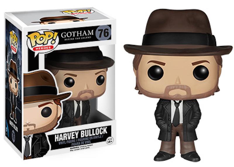 Funko POP! 76 Harvey Bullock