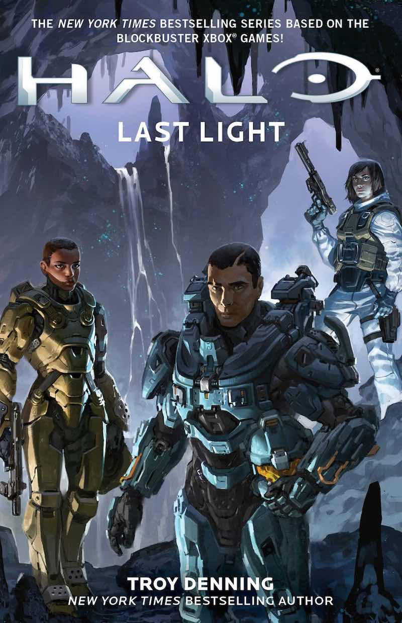 Halo Last Light Halo 5 Guardians REQ Pack Troy Denning