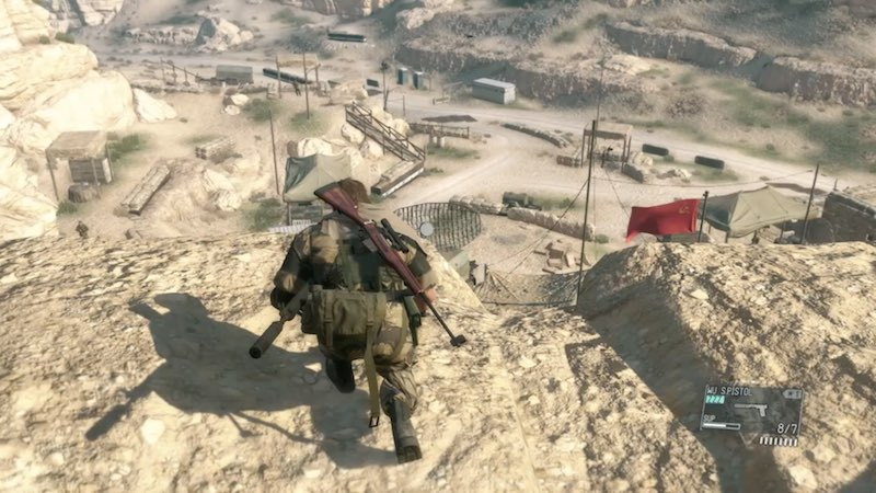 Metal Gear Solid V The Phantom Pain 01
