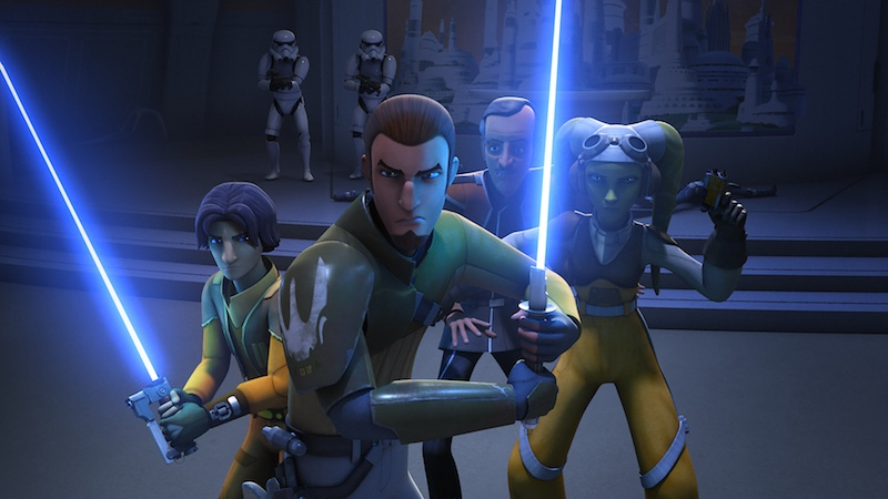 Star Wars Rebels Complete Season One 01