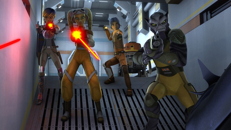 Star Wars Rebels Complete Season One 02