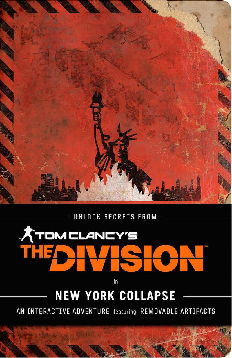 Tom Clancy's The Division Survival Guide cover