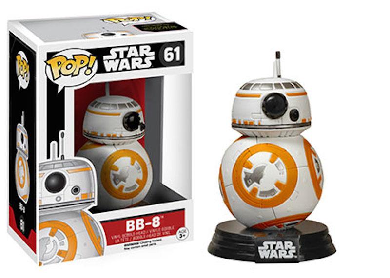Funko Star Wars The Force Awakens POP 61 BB-8