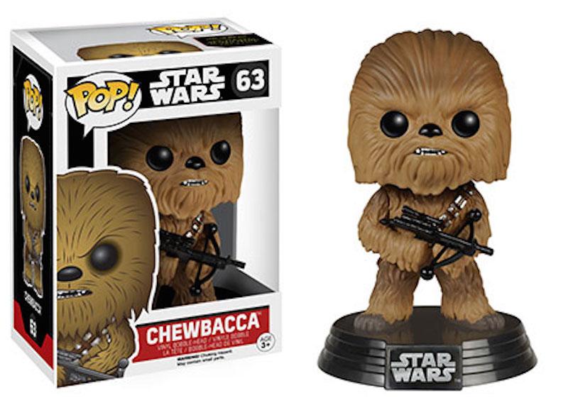 Funko Star Wars The Force Awakens POP 63 Chewbacca