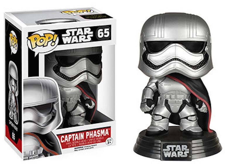 Funko Star Wars The Force Awakens POP 65 Captain Phasma