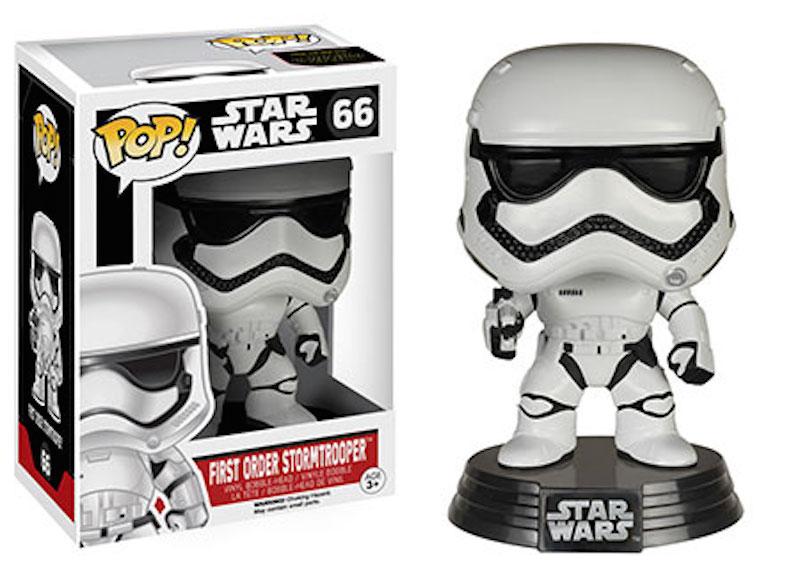 Funko Star Wars The Force Awakens POP 66 First Order Stormtrooper