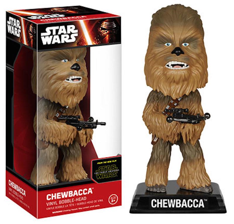 Funko Star Wars The Force Awakens Wacky Wobbler Chewbacca