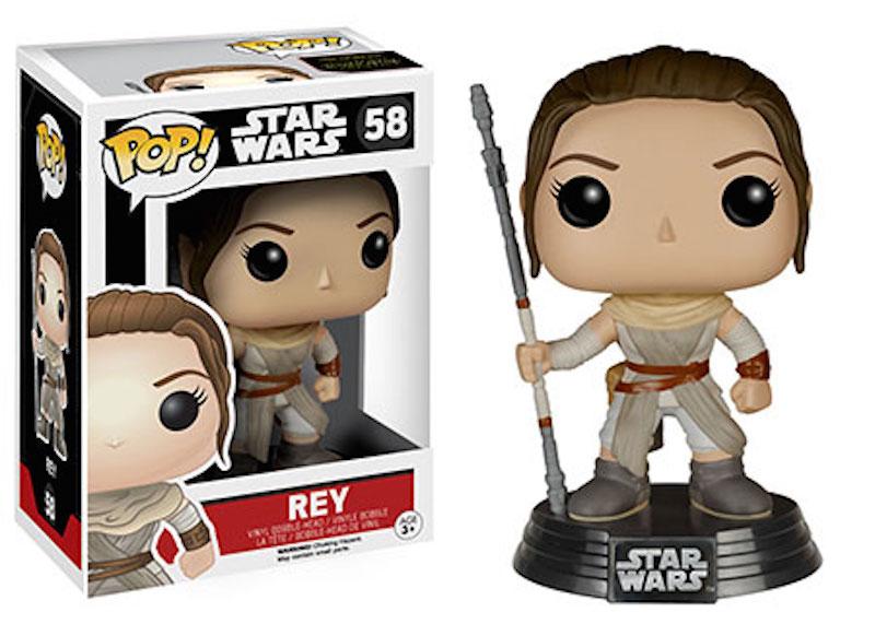 Funko Star Wars The Force POP 58 Rey