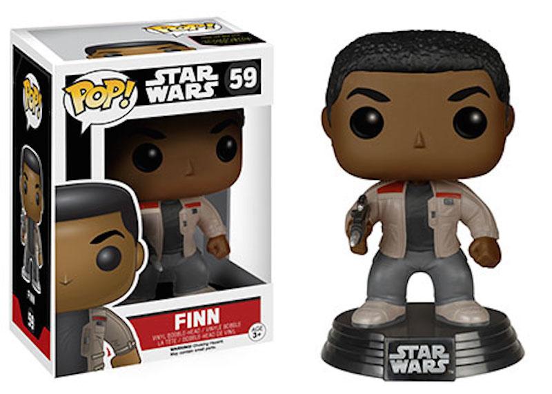 Funko Star Wars The Force POP 59 Finn
