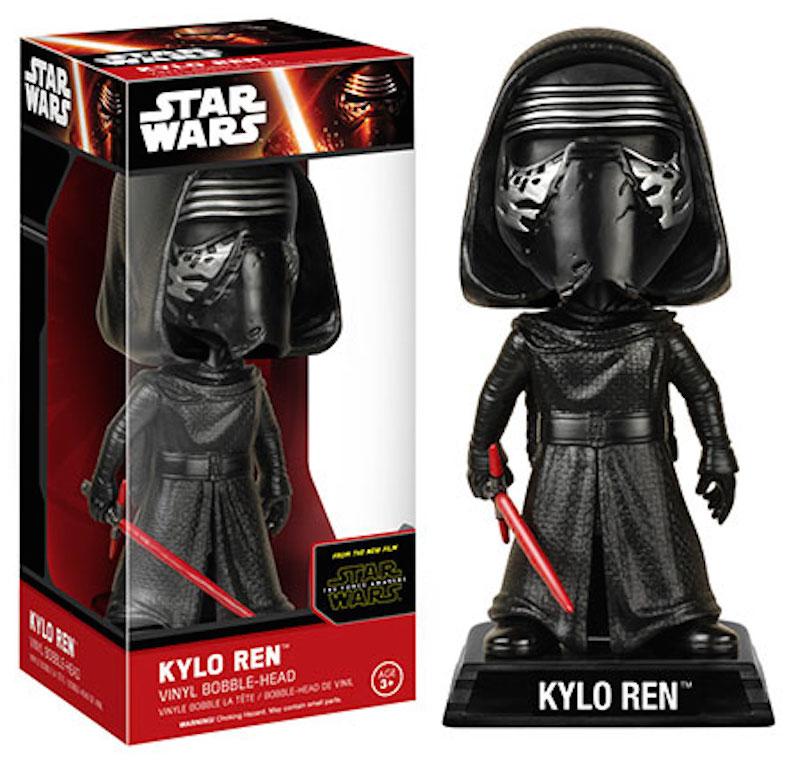 Funko Star Wars The Force Wacky Wobbler Kylo Ren