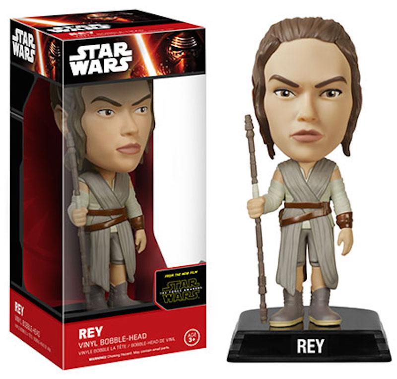 Funko Star Wars The Force Wacky Wobbler Rey