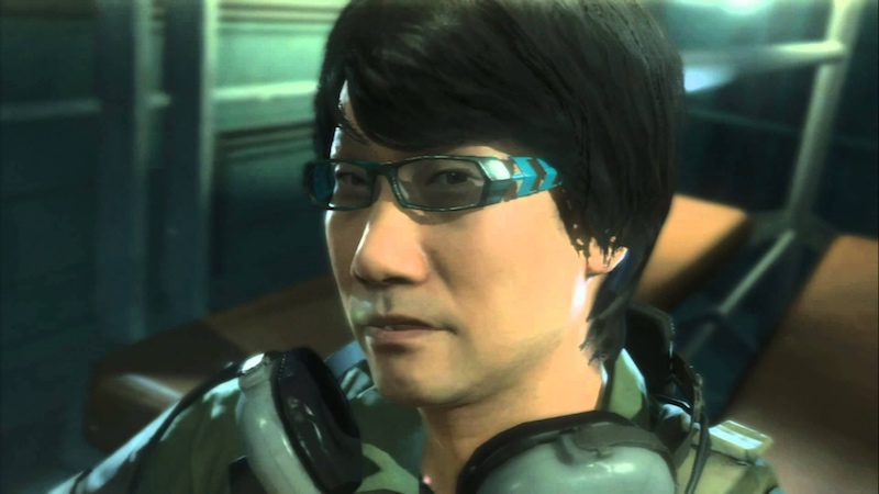 Metal Gear Solid V The Phantom Pain Hideo Kojima