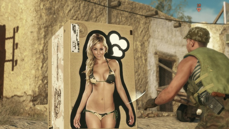 Metal Gear Solid V The Phantom Pain pervy 2