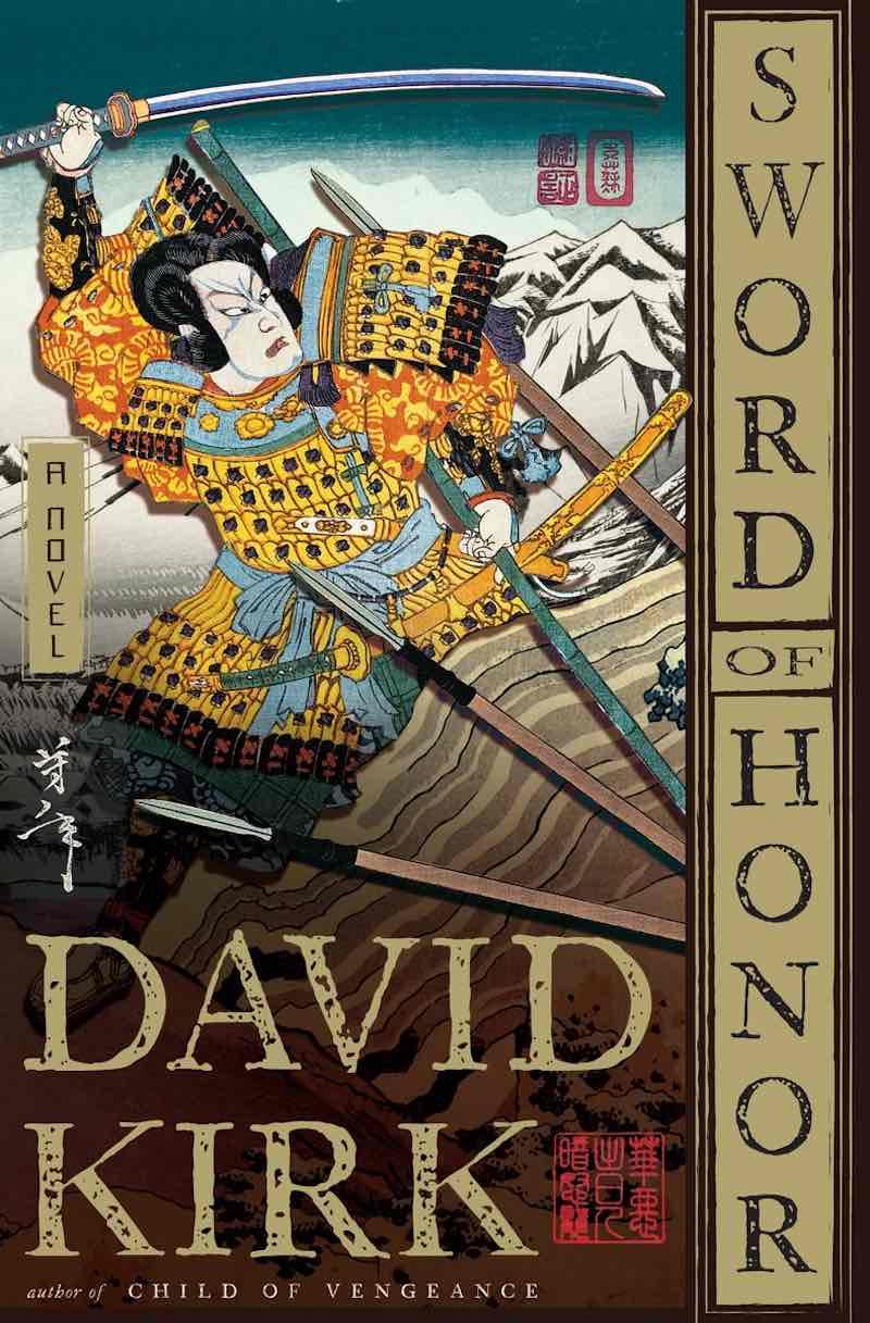 David Kirk Sword Of Honor cover