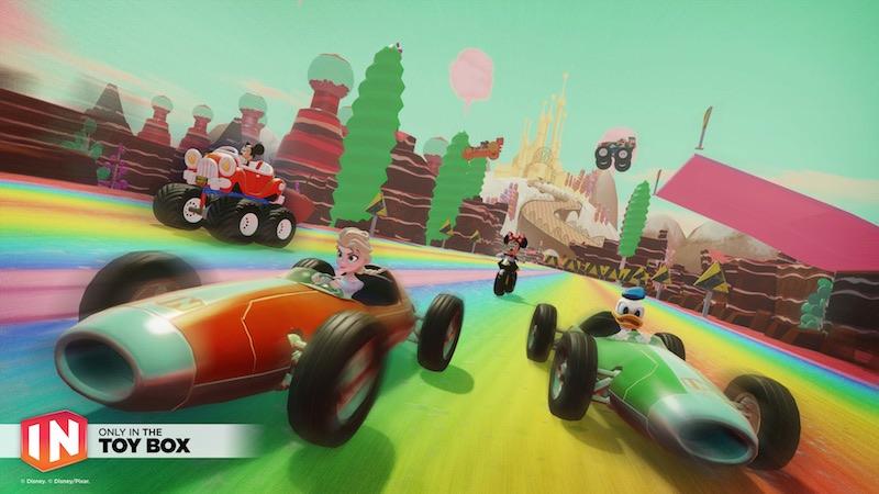 Disney Infinity 3.0 Toy Box Speedway 02