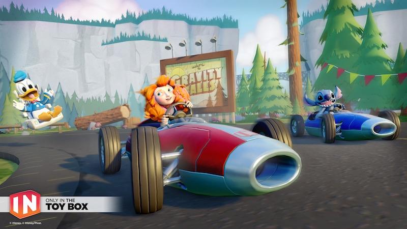 Disney Infinity 3.0 Toy Box Speedway 03