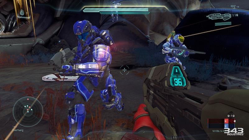 Halo 5 Guardians Arena 01