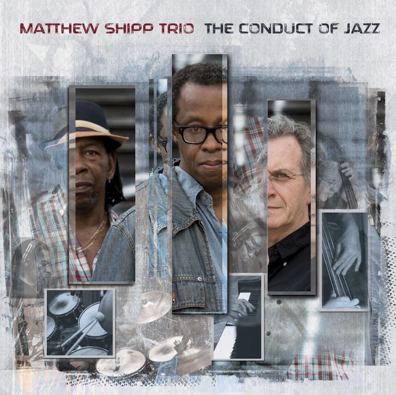Matthew Shipp Trio The Conduct Of Jazz cover:dropbx