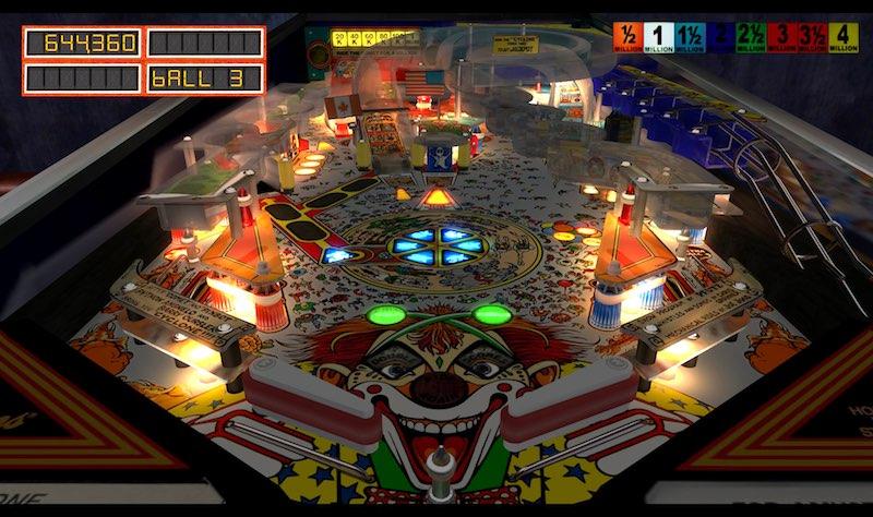 Pinball Arcade Season Four 36 Cyclone