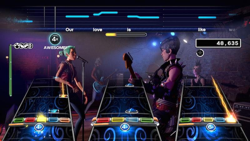 Rock Band 4 02