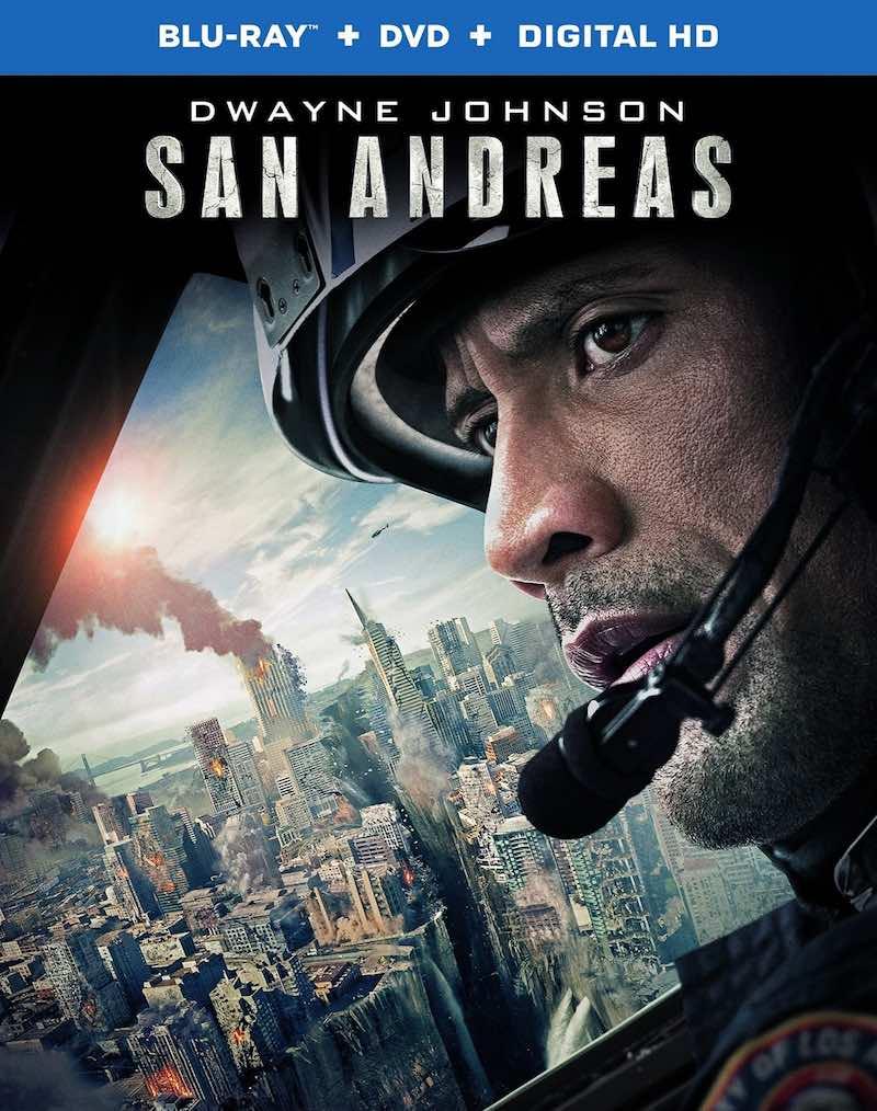 San Andreas cover, dropbox