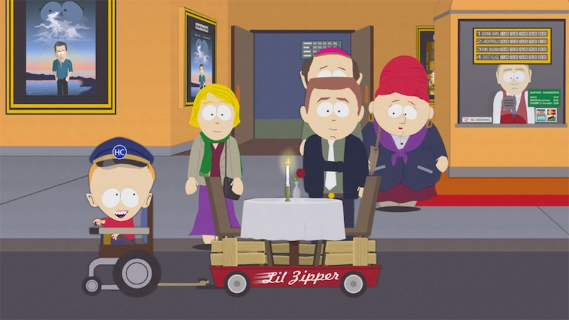 South Park The Complete Eighteenth Season 02