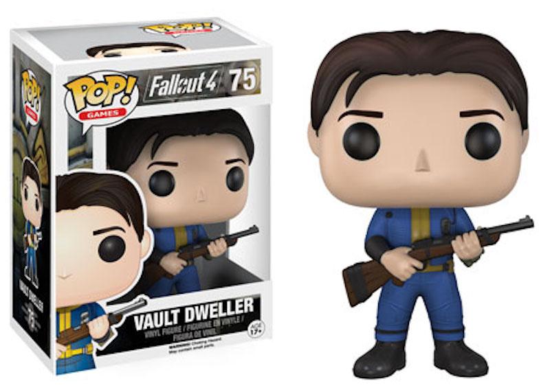 Funko Fallout 4 75 Vault Dweller