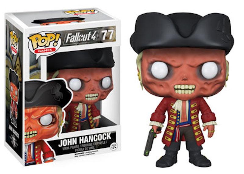 Funko Fallout 4 77 John Hancock