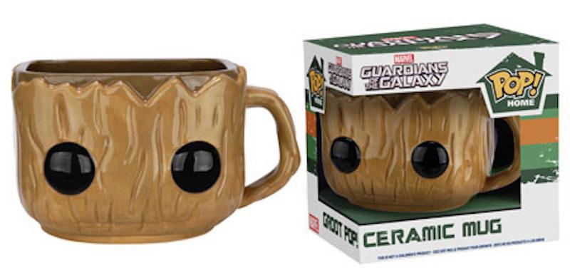 Funko Guardians Of The Galaxy POP Mug Groot