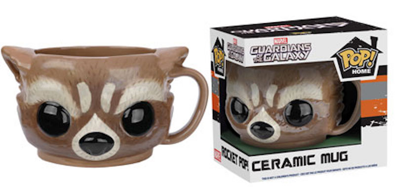 Funko Guardians Of The Galaxy POP Mug Rocket