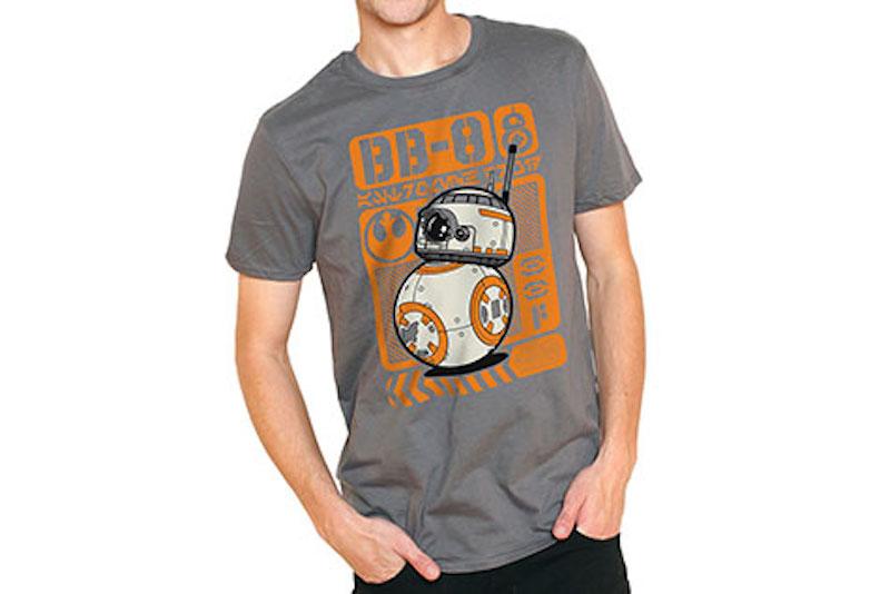 Funko Shirt Marvel Star Wars BB8 The Force Awakens #2