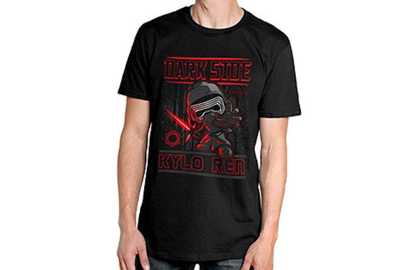 Funko Shirt Marvel Star Wars Kylo Ren #2