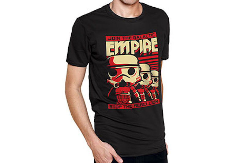 Funko Shirt Marvel Star Wars pro Empire