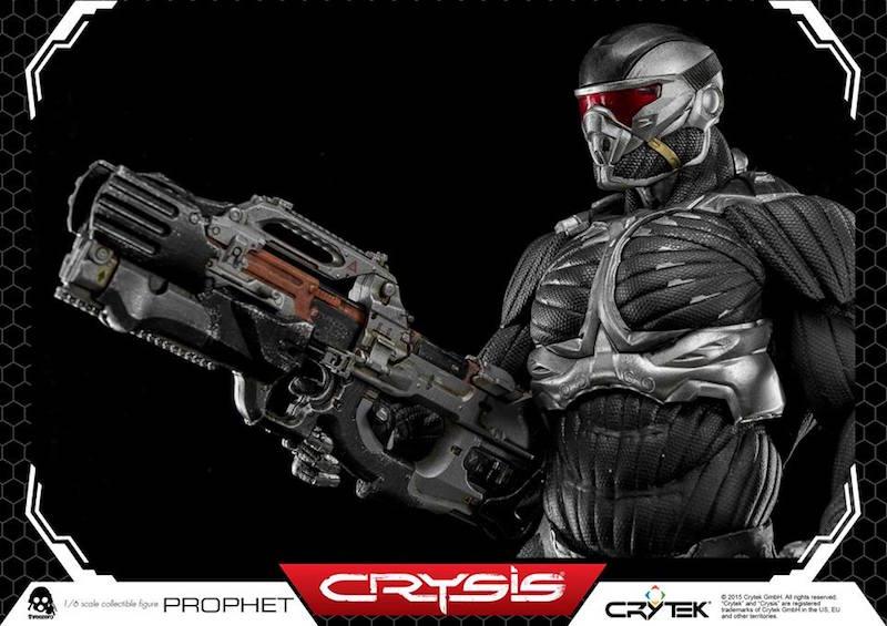 Threezero Crysis Prophet submac