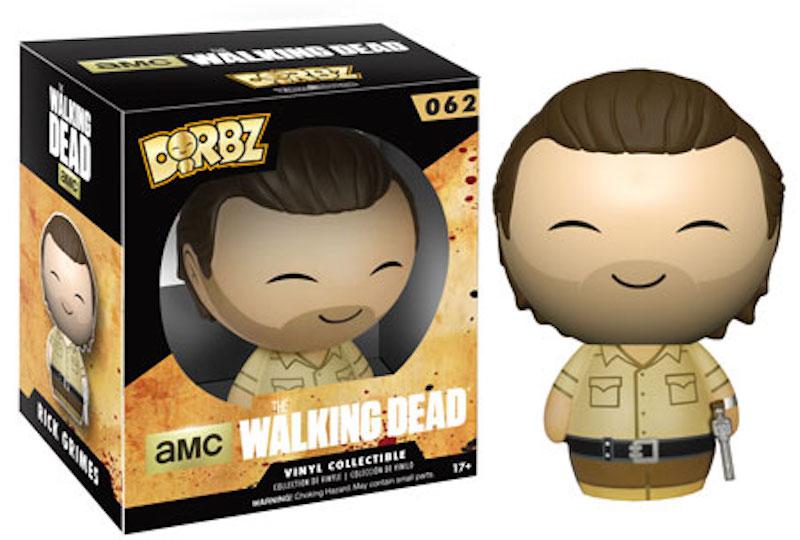 Vinyl Sugar Dorbz The Walking Dead 062 Rick Grimes