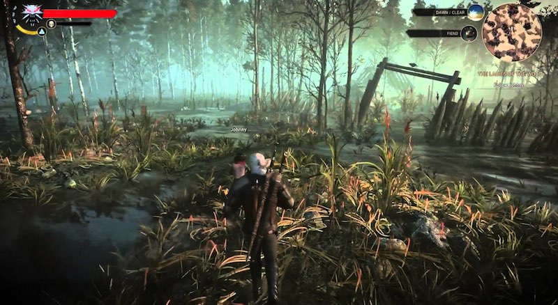 Best Games Of 2015 The Witcher III Wild Hunt