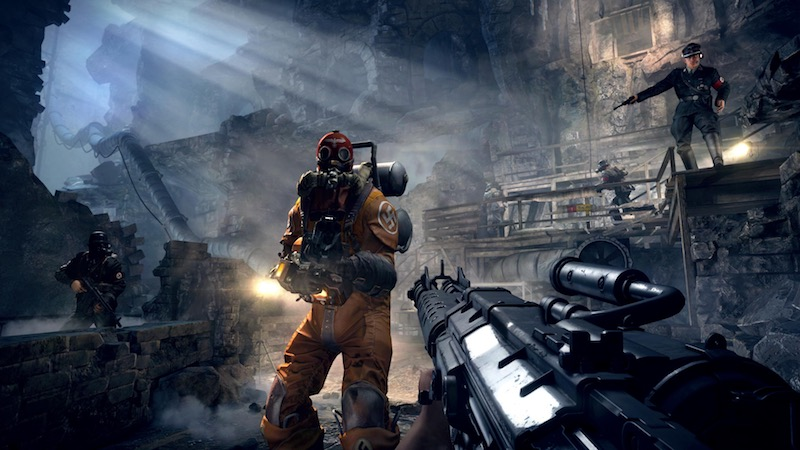 Best Games Of 2015 Wolfenstein The Old Blood