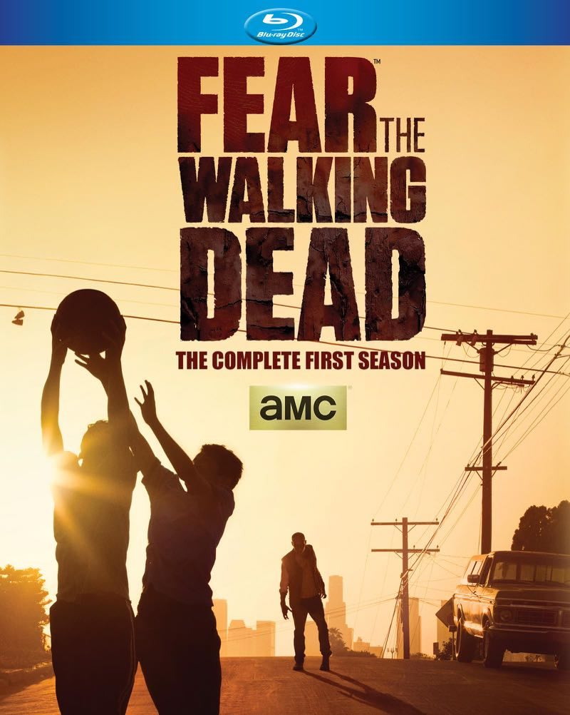 Fear The Walking Dead The Complete First Season cover