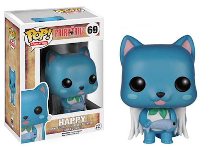 Funko Anime Fairy Tail 69 Happy