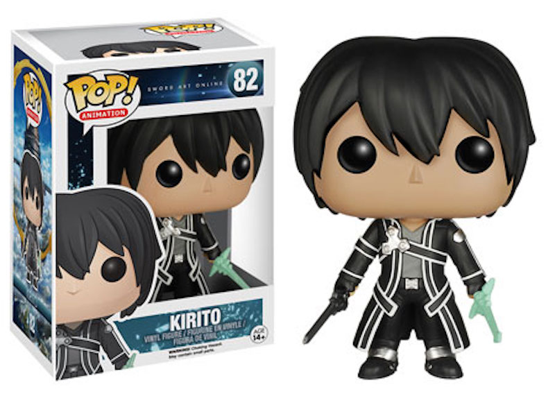 Funko Anime Sword Art Online 82 Kirito
