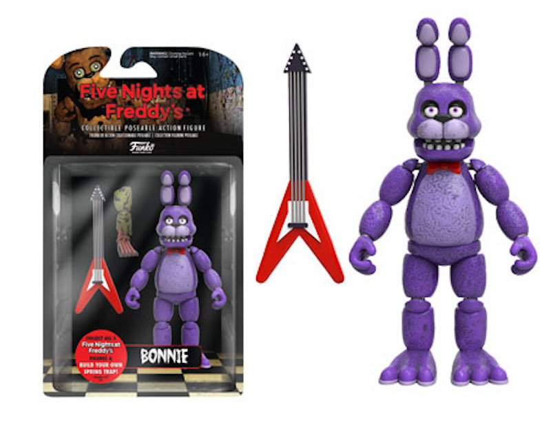 Funko Five Night At Freddy's action figure Bonnie